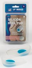 LP Supports Silicone Heel Pads 322