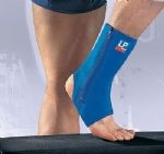 LP Supports Ankle support with zip 722