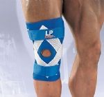 LP Supports Knee stabiliser with elastic straps 734