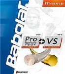 Babolat Pro Hurricane Tour and VS (ERSA Full restring)