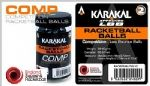 Karakal Racket ball competition balls