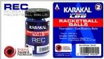 Karakal Racket ball Recreation balls KZ404