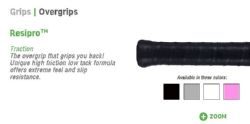 Prince ResiPro Overgrip