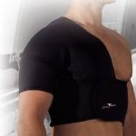 Precision training Neoprene Right Shoulder Support