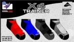 Karakal X4-TRAINER (KC520-21) socks (per pair)