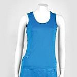 Karakal Womens Tank - Blue XL Only