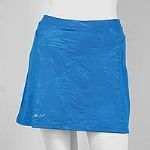 Karakal Womens Skort - Blue Patterned