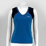 Karakal Ladies Vest top Blue