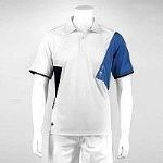 Karakal Dijon Button polo White KC565