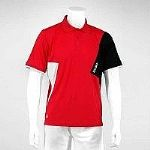 Karakal Dijon Button polo Red KC567