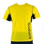 Karakal Pro Tour T-Shirt - Yellow KC550
