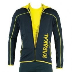 Karakal Pro Tour Jacket Graphite KC553(Archived)