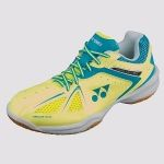 Yonex 35 Yellow-Saxe Blue Ladies