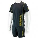 Karakal Pro tour T shirt Graphite KC551