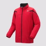 Yonex ladies tracksuit top crystal red 50058