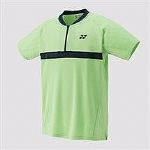 Yonex mens crew neck shirt pastel green 10225