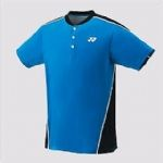 Yonex mens French open crew neck infinite blue 10226