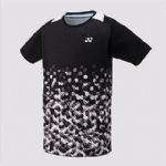 Yonex mens US Open Crew neck black-white 10228