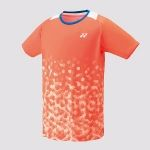Yonex mens US Open crew neck Orange 10228
