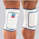 LP Supports Padded Knee Guard 610 Pair