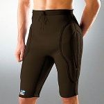 LP Supports Padded Goalkeepers Shorts 766