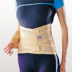 LP Supports Lumbar Support with Stays 916
