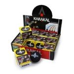 Karakal Double Yellow Dot(per dozen) KZ598