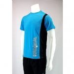 Karakal Club Tee Blue-Black KC8052