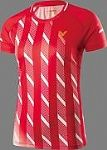 Victor Ladies Shirt Denmark RED 6609
