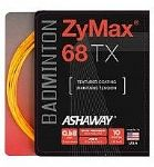 Ashaway Zymax TX 68 0.68mm Fire Orange 200mtr