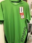 Karakal Cool Tec t shirt Green