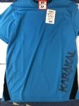 Karakal mens T shirt aqua blue