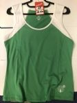 Karakal Mens Vest Green - white